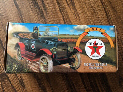 New In Box TEXACO MAXWELL TOURING CAR COLLECTOR SERIES #14