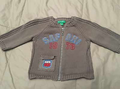 Infant Cardigan by Colors of Benetton NEW