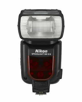 Nikon SB-910 Speedlight Flash for Nikon Digital SLR Cameras [NEW IN RETAIL BOX]