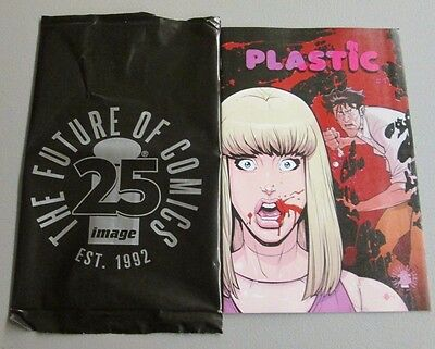 IMAGE COMICS 25TH ANNIVERSARY BLIND BOX PLASTIC 1 VARIANT Wagner Hillyard Image