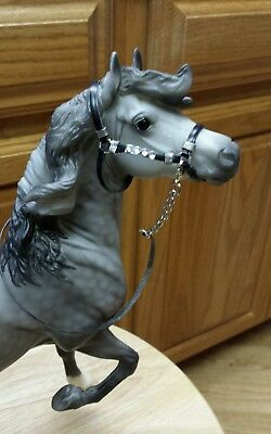 Breyer custom cm halter and lead gems