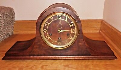 Antique Seth Thomas Mantle Clock Medbury 4W U.s.a. Made