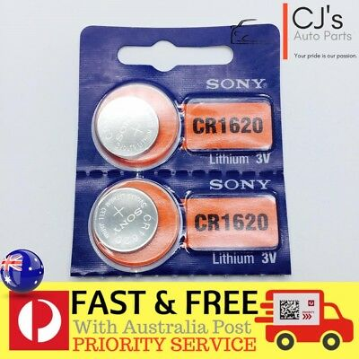 Sony CR1620 3v CR 1620 lithium Battery Button Cell Brand new
