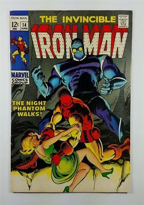 Marvel Iron Man #14 in 7.5 VF- Condition - See my other Great Comics!!