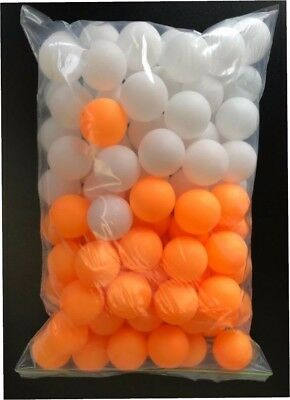 50Pcs  X   40mm BEER PONG PING PONG BALLS  - FREE DELIVERY