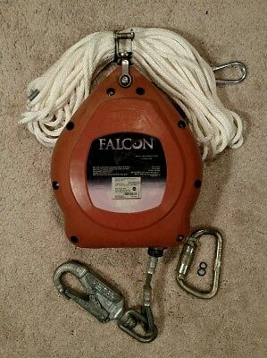 Miller MP30G/30FT Falcon Self-Retracting Lifeline - used