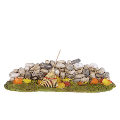 """Wee Forest Folk A-33 """"the Old Stone Wall"""""""