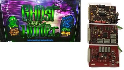 ATRONIC CASHLINE SET with Ghost Hunter Software! HOLIDAY SPECIAL PRICE!!
