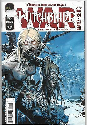 Witchblade U-PICK ONE #125 or 130 Image 2009 Issues PRICED PER COMIC