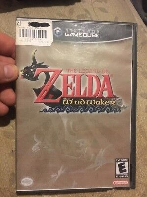 Legend of Zelda: The Wind Waker (Nintendo GameCube, 2003)