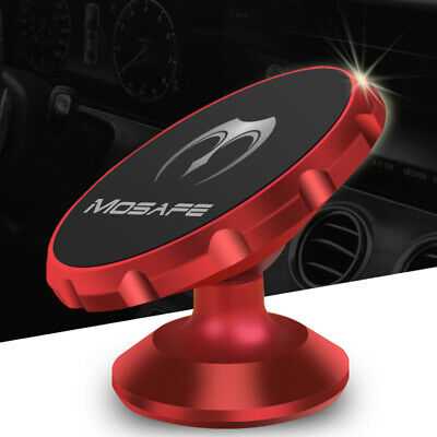 360 Degree Magnetic Car Mount Holder Air Vent For Cell Phone iPhone Universal