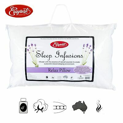 Sleep Infusions Lavender Relax Pillow 45 x 70 cm by Easyrest