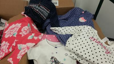 Wholesale Mixed Lot NEW  30 Assorted Girls Children Clothing Infant Toddlers