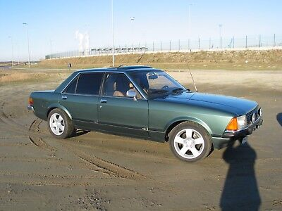 Ford Granada 2.3 V6 GLS with leather seats