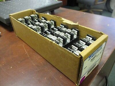 Ferraz Shawmut Fuse Block 20308R 30A 250V 3P *Box of 6* New Surplus