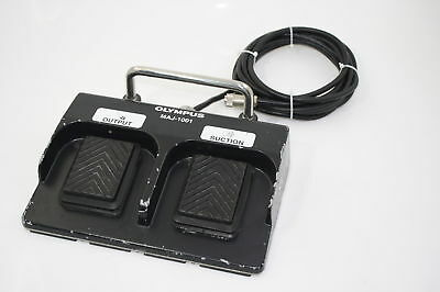 Olympus Footswitch Pedal Switch MAJ-1001 W/Cable And Connector