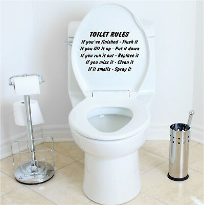 Swell Put Me Down Funny Vinyl Toilet Lid Wall Stickers Decals Ncnpc Chair Design For Home Ncnpcorg
