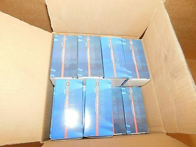 Case of (22) GLC GE Showbiz 575w 115v G9.5 Lamp Bulbs 93429   New