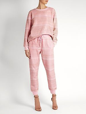 Ashish Embellished Cotton-Blend Sweatpants Xsmall