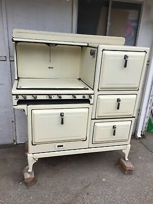 Fabulous Antique Magic Chef 1000 Range/stove awesome vintage showstopper!