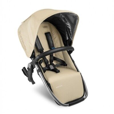 UPPAbaby VISTA RumbleSeat Lindsey Wheat Colour (2015)