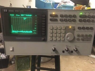 HP 3577B 5Hz-200MHz Network Analyzer
