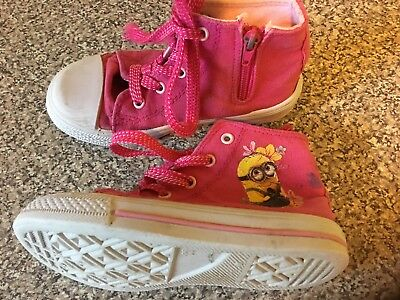Girls Despicable Me Shoes