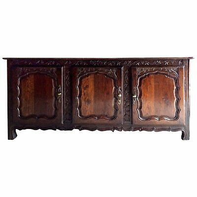 Sideboard Dresser Credenza  Louis XV Antique French 18th Century 1750