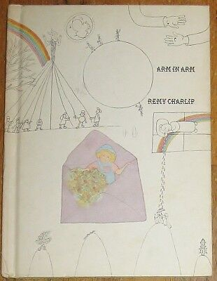 ARM IN ARM : by Remy Charlip : vintage : hardcover