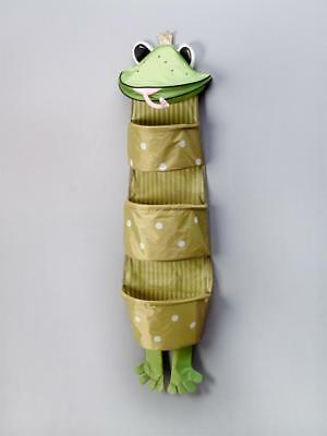 Ikea Fabler Groda Frog Prince Hanging Wall Storage Nursery Home Decor