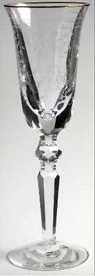 Waterford Crystal Champagne Flute in Charlemont-Mint Condition