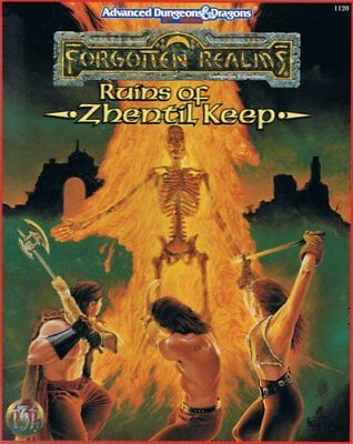 Ruins of Zhentil Keep | Forgotten Realms | Boxed Set | AD&D II | Top State