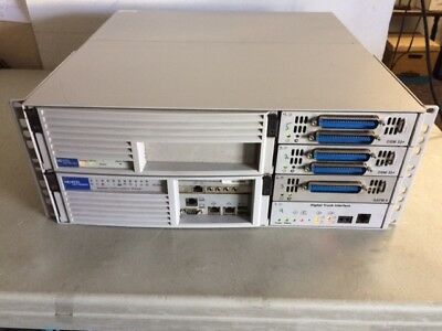 Nortel Bcm400  Nt7B10Aafte5 With Dig.trunk Int., Gatm4 + (2) Dsm32+