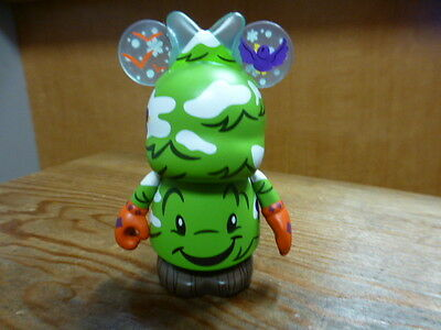 "Disney Vinylmation 3"" CHASER Pine Tree Christmas Cutesters Snow Day -"