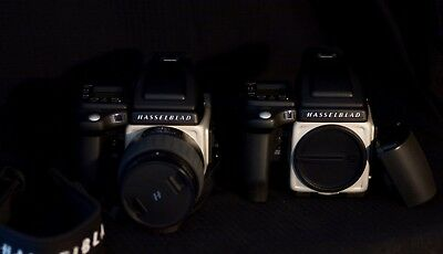 Hasselblad H5D-40 w/xtra H5D Body! w/ 80mm Lens + 3 Batteries, charger + MORE!!
