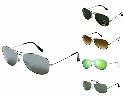 Brand New!! Ray-Ban Cockpit Style Unisex Sunglasses RB3362