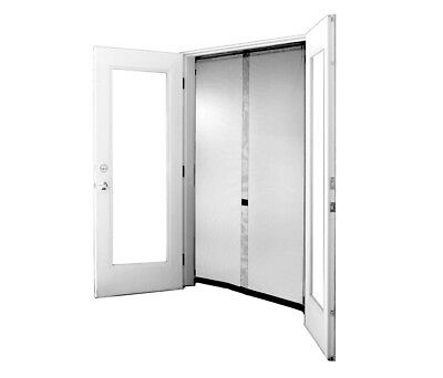 Wolf & Moon Products, Inc. Bug Off 60 x 80 French Doors and Sliders Instant Scre
