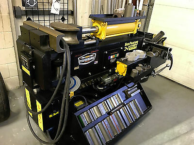 Ben Pearson exhaust pipe bender with die set VPE MAX | BEAUTIFUL CONDITION!