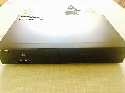 Samsung introduces the DVD-V6800 Multi-System DVD Player/VCR Recorder Combo.