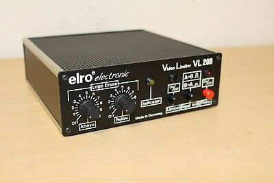 Elro Electronic VL 200 Video Limiter