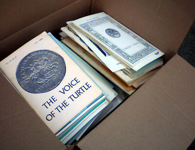 Giant Lot Of Vintage  Coin Catalogs-Books-Flyers-