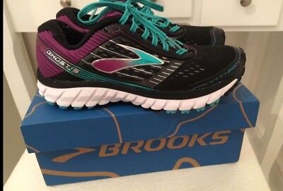 Women's Brooks Ghost 9 Running Shoes Trainers size 4.5