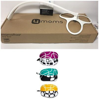 4moms BRAND NEW TOY BAR MOBILE + 3 BALLS MamaRoo Replacement Part Baby Swing NEW