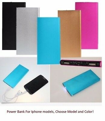 20000mAh Portable Extended External backup Battery Charger Power Bank for Iphone