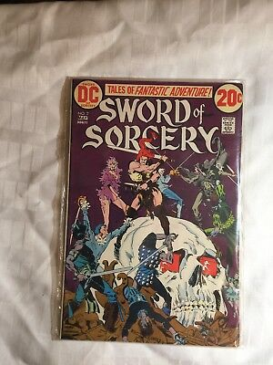 Sword Of Sorcery Dc Set 1-5 Free. S/h