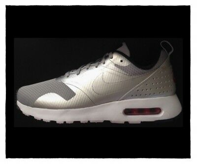 brand new 3429d e3394 Nike Air Max Tavas Womens Shoes Metallic Silver 916791 003 Size 8 New