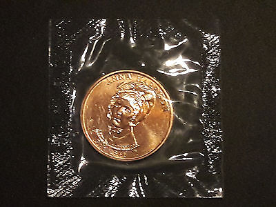 UNC 2009 Anna Harrison Bronze First Spouse Medal, US Mint issued sealed