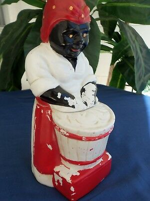 Vintage Aunt Jemima Ceramic Cookie Jar