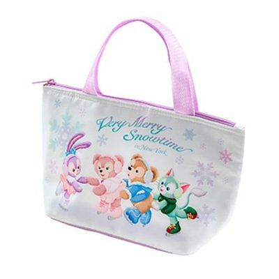 Duffy & Friends souvenir lunch case ice skating Duffy Christmas 2017 of X'mas T