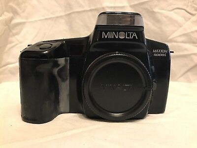 Minolta Dynax 5000i 35mm SLR Film Camera Body Only